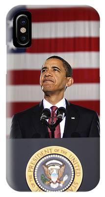 Barrack Obama iPhone Cases
