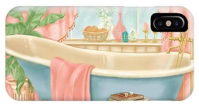 Pretty Bathrooms I IPhone Case
