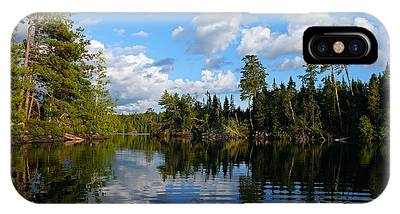Boundary Waters iPhone Cases