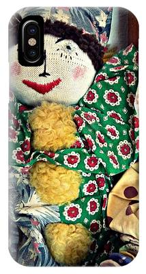 IPhone Case featuring the photograph Ragdoll Buddies by Patricia Strand