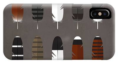 Eagle Feather Phone Cases