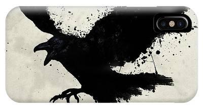 Crow Phone Cases