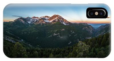 American Fork Canyon Phone Cases