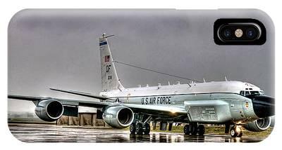 Rc-135 Rivet Joint IPhone Case