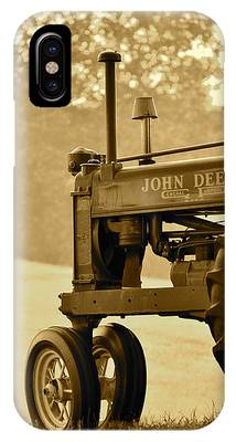 Resting In Sepia IPhone Case