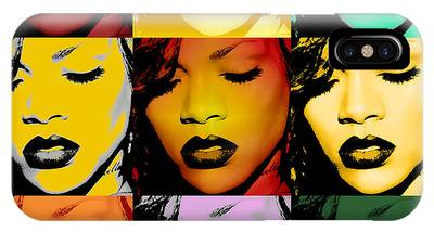 Rihanna iPhone Cases