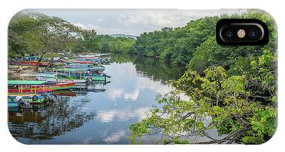 River Views In Negril, Jamaica IPhone Case