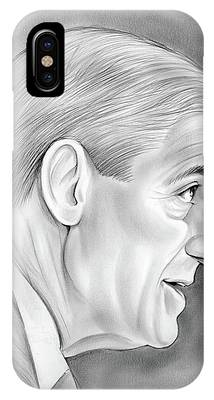 Robert Mueller IPhone Case