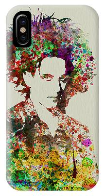 Robert Smith Music iPhone Cases