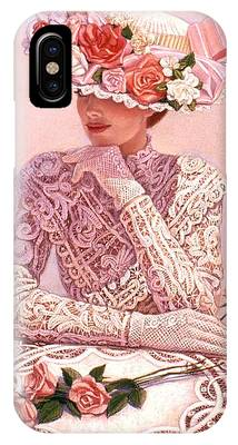 Elegant Lady Phone Cases