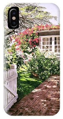 Gardens Phone Cases
