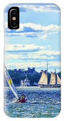 IPhone Case featuring the photograph Rum Runner by Steve Sahm