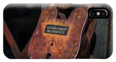 Rusty Lock IPhone Case