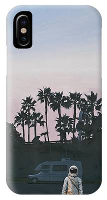 Palm Tree iPhone X Cases