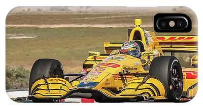 Andretti Autosport iPhone Cases