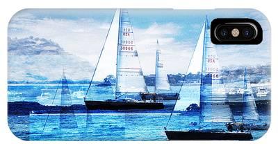Sailboat Phone Cases