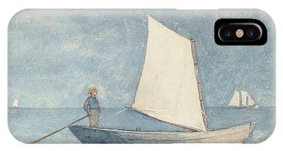 Sail Boat Phone Cases