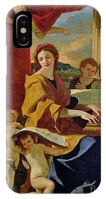 Saint Cecilia Phone Cases