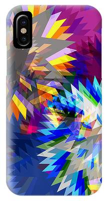 Meshed iPhone Cases