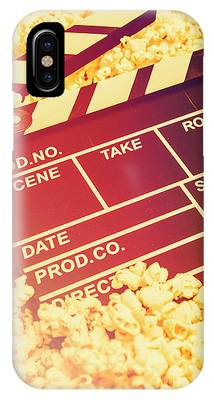 IPhone Case featuring the photograph Scene From An American Movie by Jorgo Photography - Wall Art Gallery
