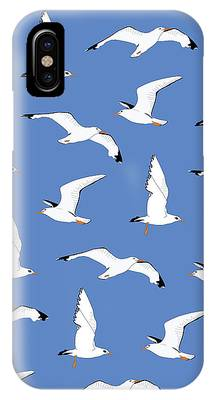 Seagull iPhone Cases