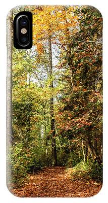 Seasonal Change IPhone Case