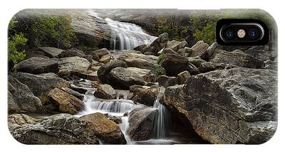 Blue Ridge Parkway Waterfalls Phone Cases