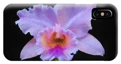 Serendipity Orchid IPhone Case