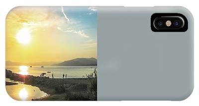 IPhone Case featuring the photograph Sestri Levante Baia Delle Favole by Benny Marty