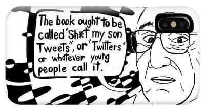 Maze Book Phone Cases
