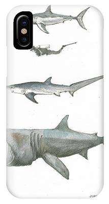 Apnea iPhone Cases