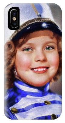 Shirley Temple Phone Cases