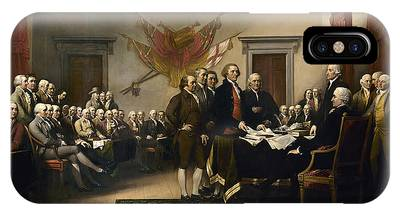 Founding Father Phone Cases