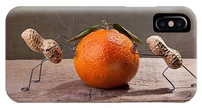 Mandarin Phone Cases