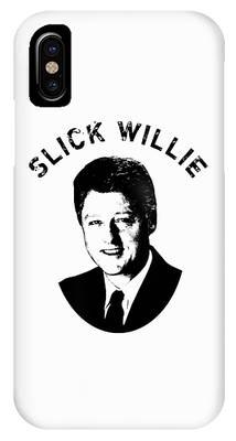 Bill Clinton Phone Cases