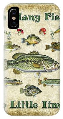 Smallmouth Bass IPhone Cases