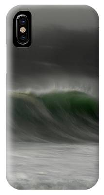 Soft Curl IPhone Case