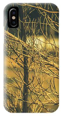 IPhone Case featuring the photograph Spooky Country House Obscured By Vegetation  by Jorgo Photography - Wall Art Gallery