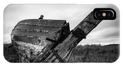 Wreck Photographs iPhone Cases