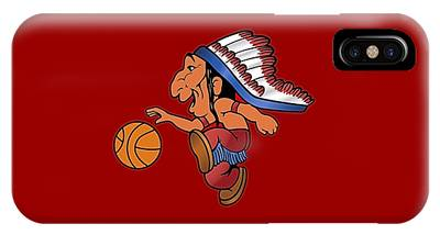 St Johns Redmen I IPhone Case