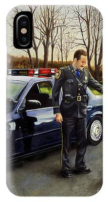 Police Car Phone Cases