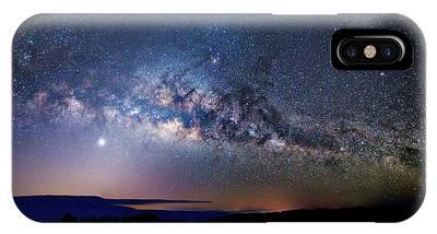 Starry Night Georgian Bay IPhone Case
