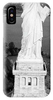 Statue Of Liberty National Monument Phone Cases