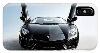 Lamborghini Phone Cases