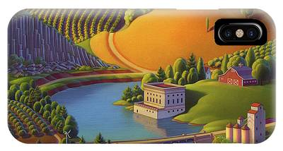 Valley Phone Cases