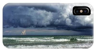 Stormy Ocean IPhone Case