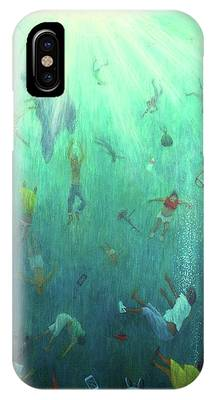 Underwater View Phone Cases