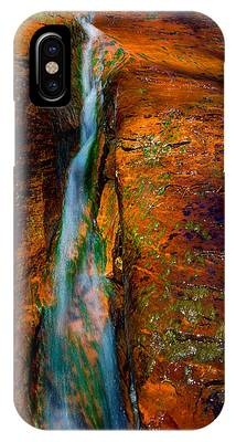 Zion Canyon Phone Cases