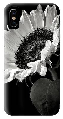 White Photographs iPhone Cases