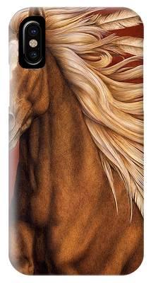 Horse Mane Phone Cases